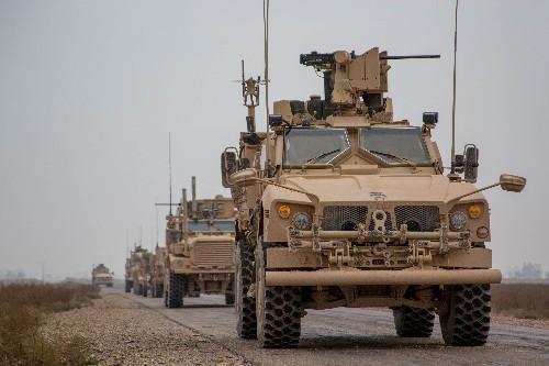 U.S. Senator Graham: a rash U.S. pullout from Syria will create 'Iraq on steroids'