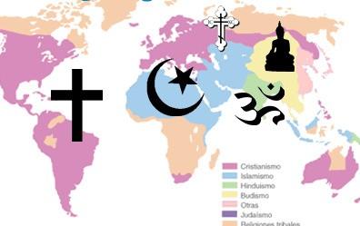 Tradicionales: Estas religiones se dan en grupos étnicos o tribus con estructuras sociales y tradicionales ancestrales. Las religiones tradicionales son herederas de religiones muy primitivas, y están presentes en todos los continentes, excepto Europa