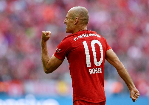 Robben calls it a day after 12 league titles