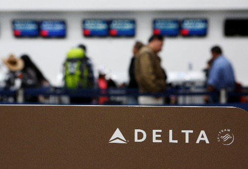 Delta Air facing technical issue with flight bookings, check-ins