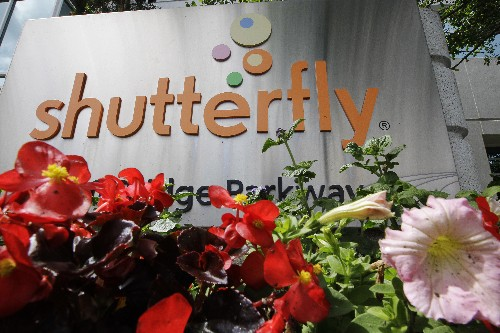 Private equity firm buying Shutterfly for $1.74 billion