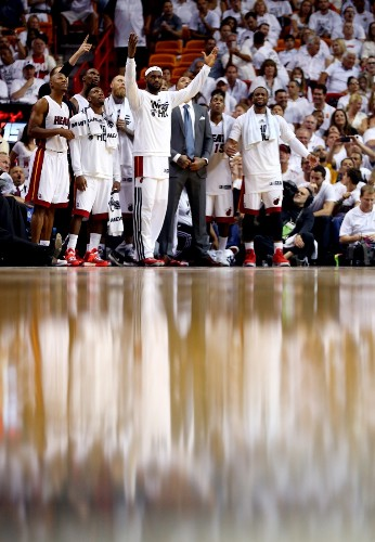 Heat Advance to Finals: Photo Gallery