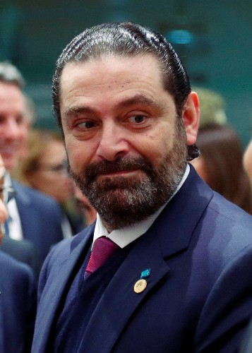 Lebanon PM Hariri has heart procedure in Paris