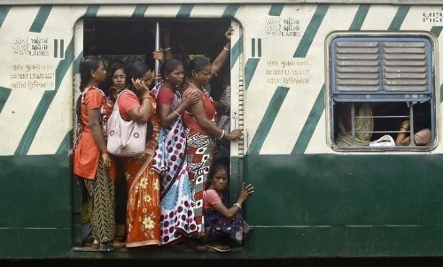 Almost 80 percent of Indian women face public harassment in cities - survey