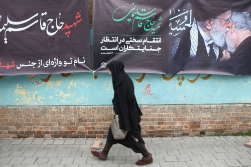 Iran MP offers reward for killing Trump, U.S. calls it 'ridiculous'