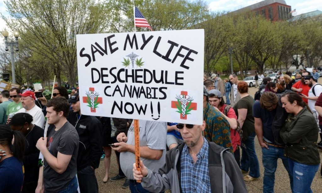 "25 states now call marijuana ""medicine."" Why doesn't the DEA?"