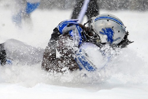 NFL Snow Day Photo Gallery