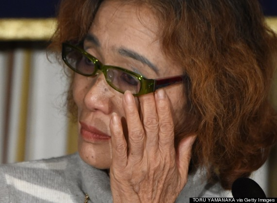 Islamic State Deadline Passes For Japanese Hostages As Tearful Mother Pleads For Release
