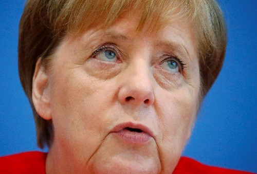 Merkel: Concerned about Gulf, should use every opportunity for diplomacy
