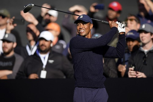Woods, Thomas spending time off course and in same pairing