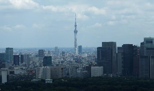 In Tokio soll höchster Wolkenkratzer Japans entstehen