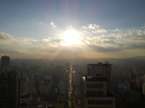 Sao Paulo, The City That Leads, In Pictures