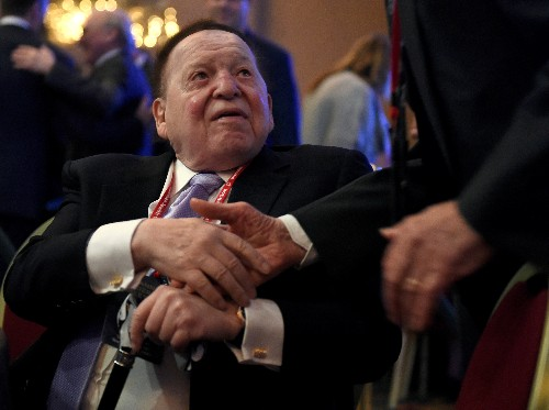 Nevadans back Buffett's Berkshire in energy spat with Adelson