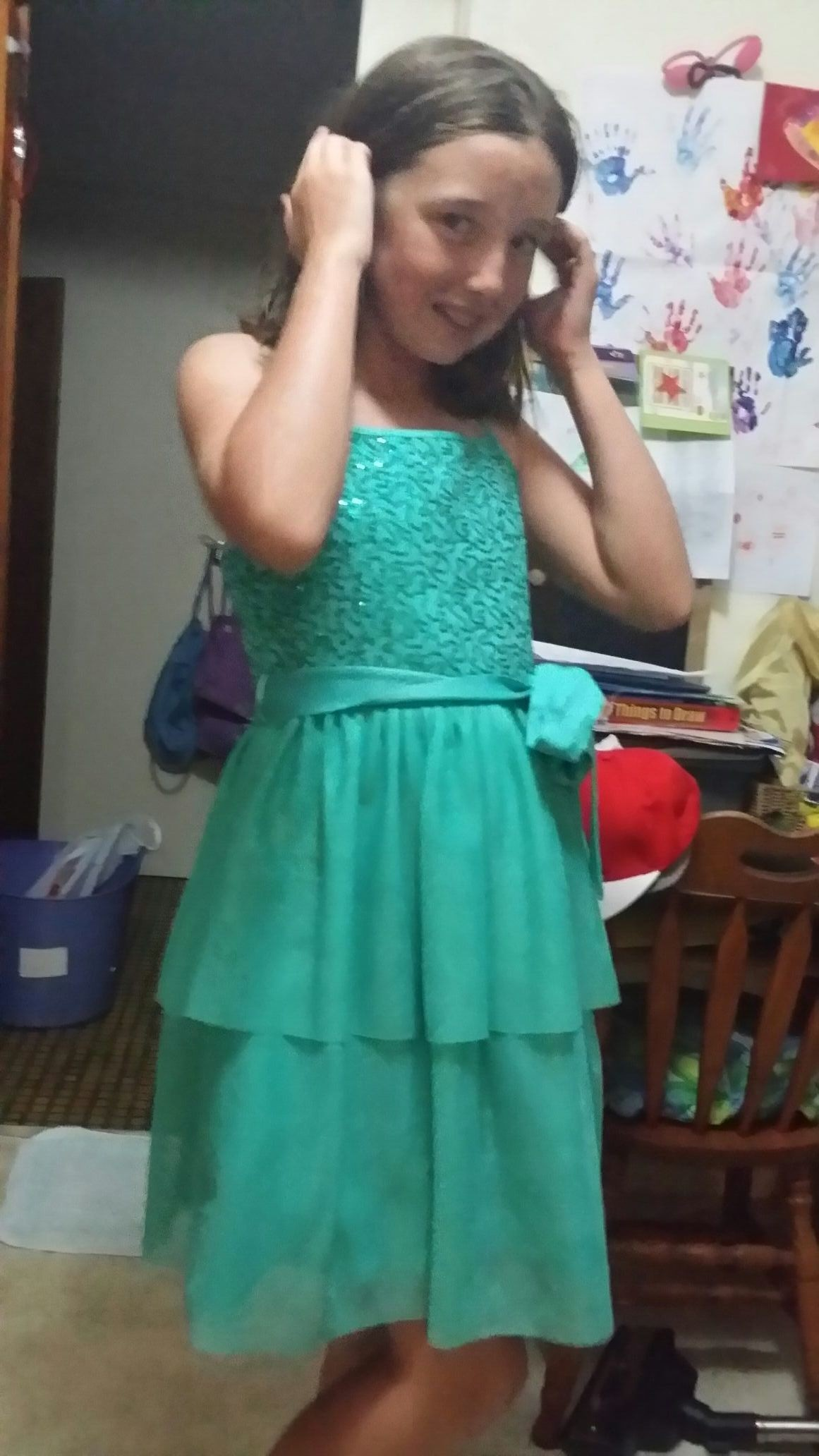 Look ou emerald city here comes jasie.. :)