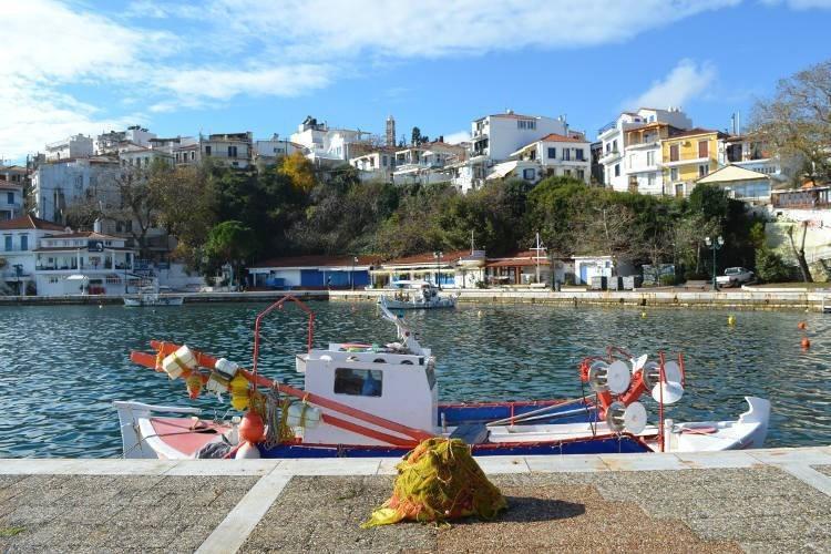 Greece: shot on location