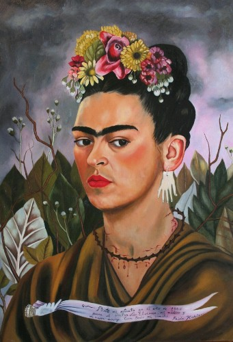 Frida Khalo - Magazine cover
