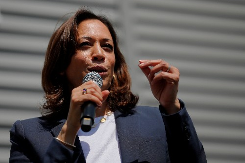 Harris introduces Senate bill to decriminalize marijuana, expunge convictions