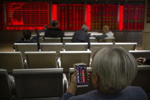 Asian shares retreat on poor Japan trade data, China jitters