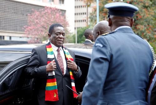EU worried about recent political developments in Zimbabwe: memo