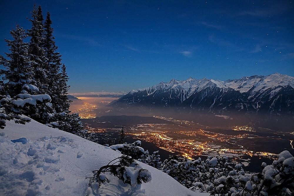 Beautiful......valley of.....lights