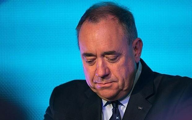 Alex Salmond says No voters were 'tricked'