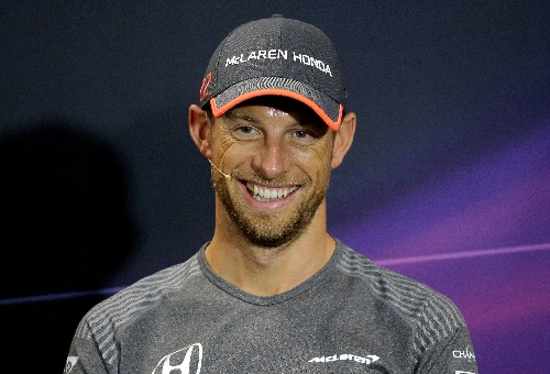 Motor racing: Button withdraws from Le Mans and replaced by Vandoorne
