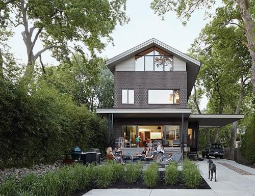 Ideas para Casas Urbanas Medianas