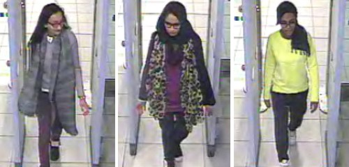 Family of IS teen appeals to UK to help bring her child home