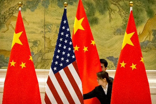 Top U.S. officials to hold trade talks in China next week