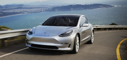 Tesla Model 3 becomes latest fashionable perk to recruit new employees