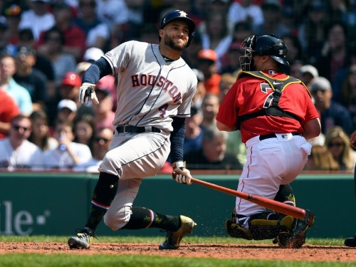 MLB notebook: Astros lose Springer to injury