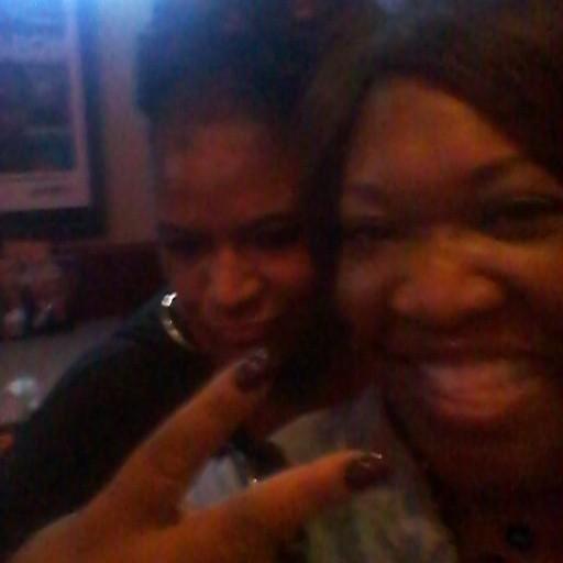 Me and kim!! :-) :-)