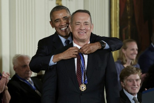 Big Night for Medal of Freedom Honorees and Obama: Pictures