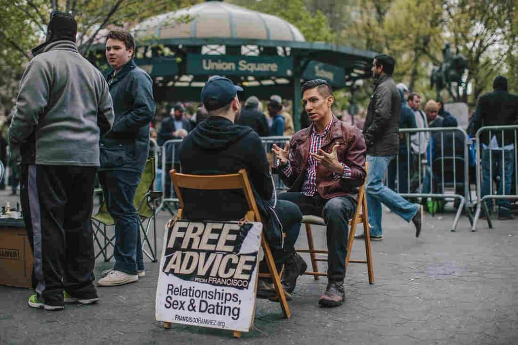 Take It Outside: Teaching Sex Ed On The Streets Of New York