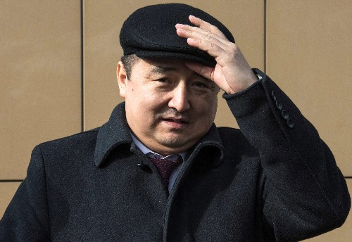 Kazakh advocate of Muslim rights in China set free in plea bargain