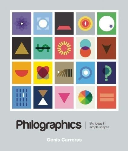 A Visual Dictionary of Philosophy: Major Schools of Thought in Minimalist Geometric Graphics