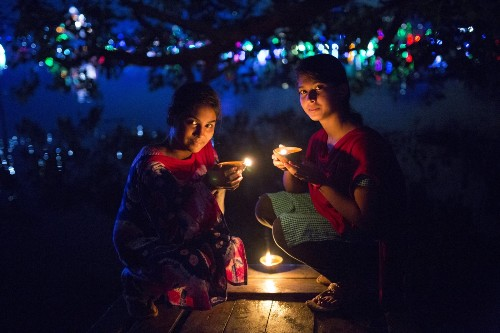 Diwali, Festival of Lights, Celebrated in Pictures