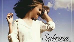 Sabrina - Magazine cover