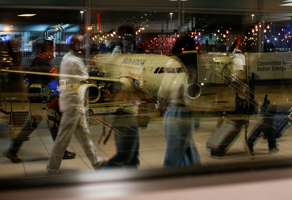 South Africa commits $650 million to airline SAA, administrator says