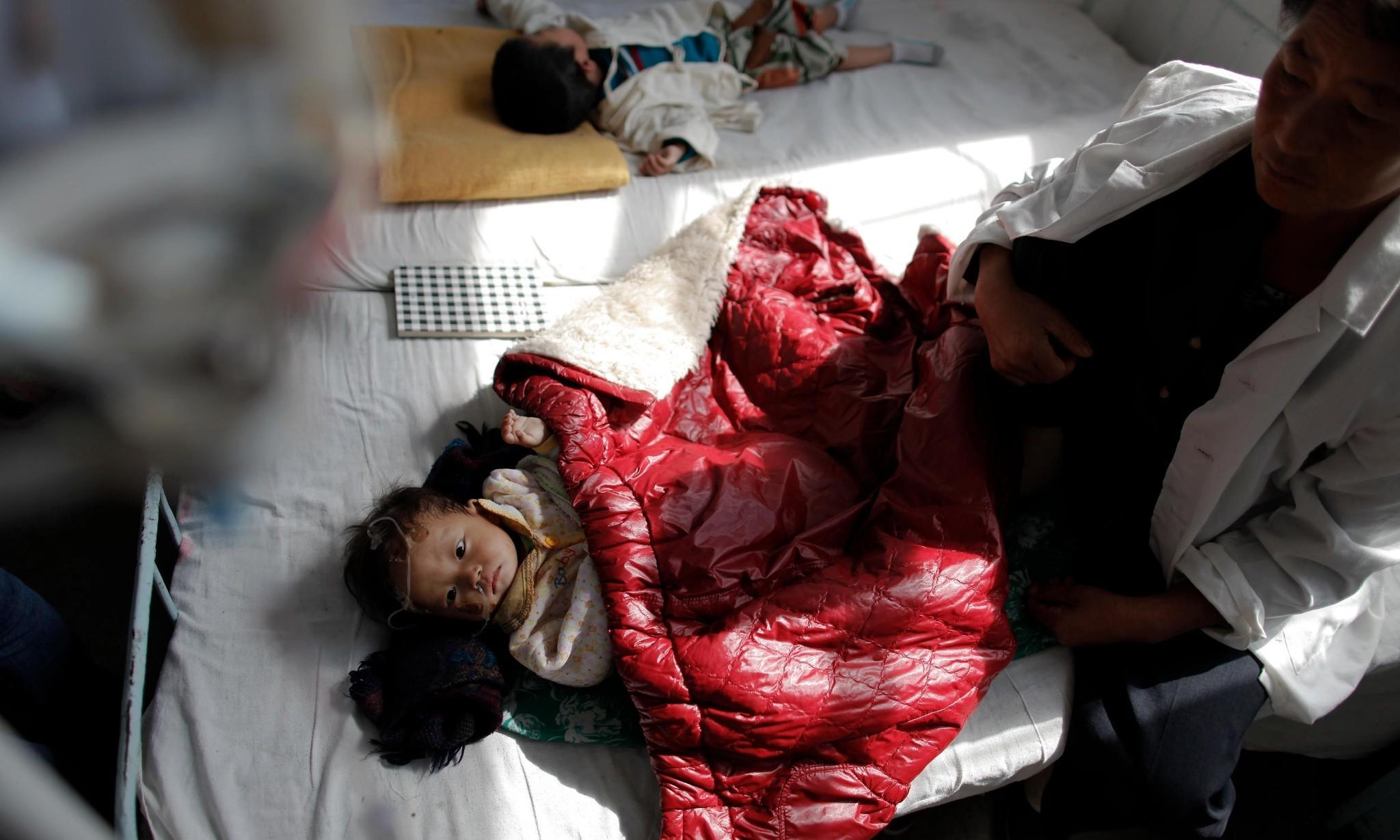 Unicef warns of severe child malnourishment in North Korea