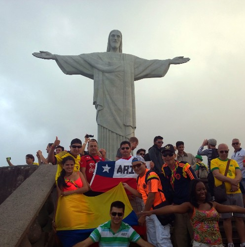 Rio: Corcovado and Beyond, In Pictures