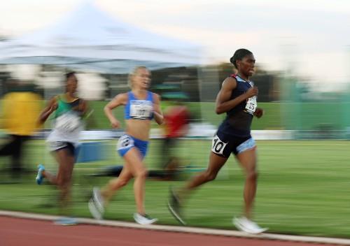 Athletics: Semenya wins 5,000m gold at South African Championships