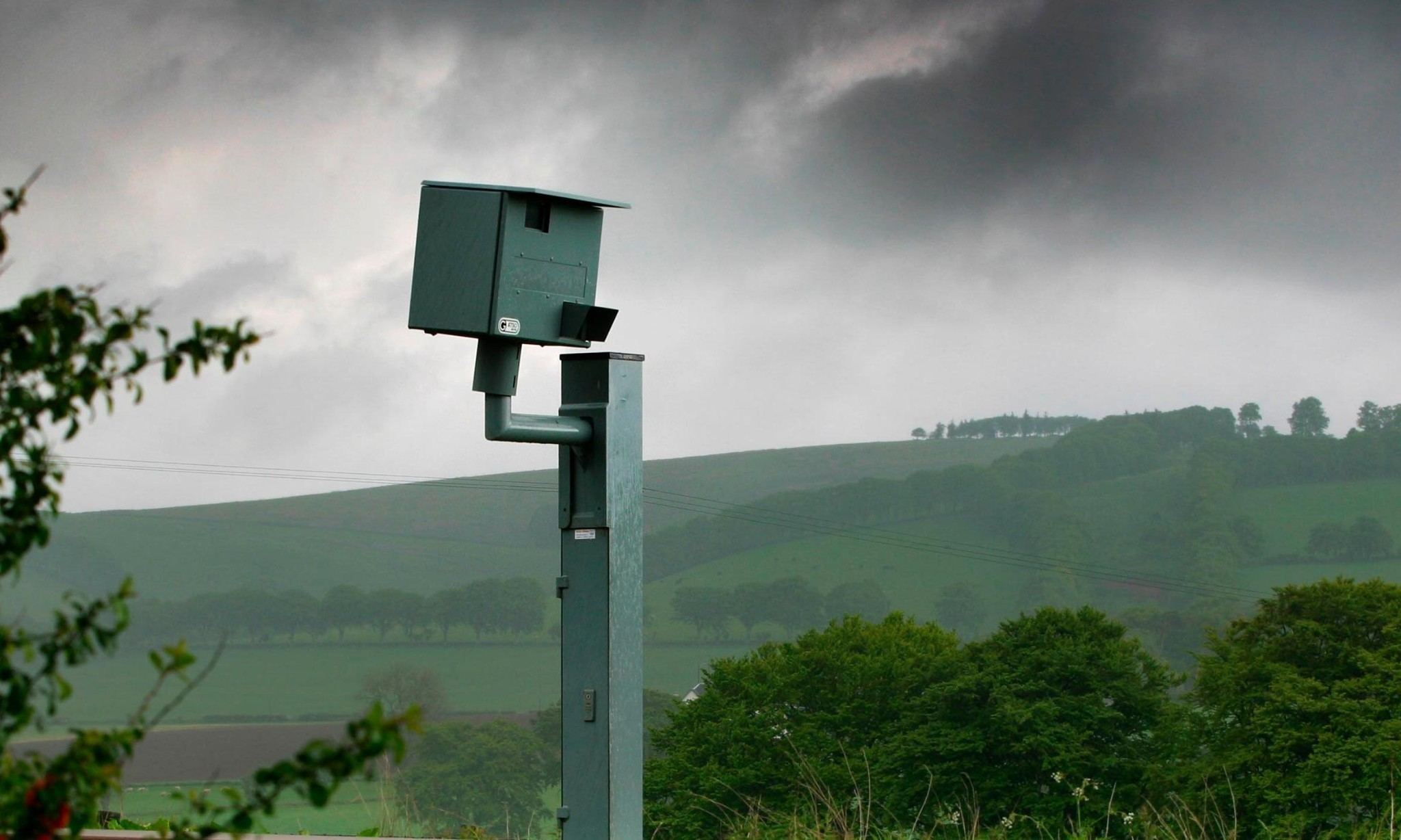 Grey speed cameras to be replaced with more visible yellow ones