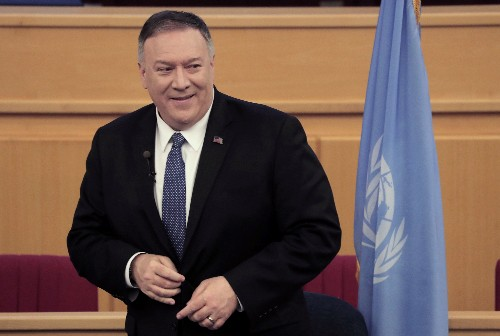 Pompeo takes veiled swipe at China on final leg of Africa trip