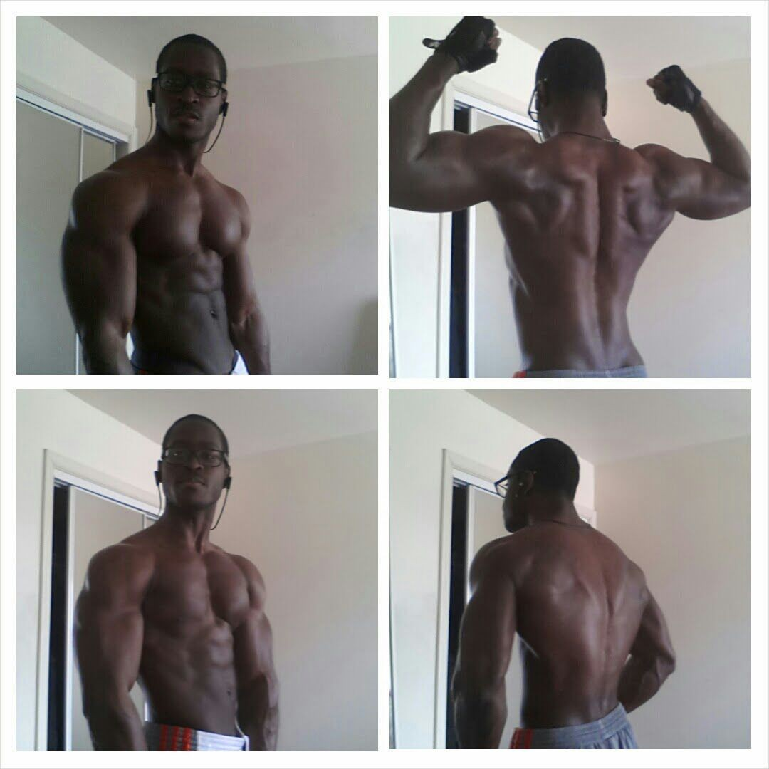 I want muscles