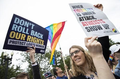 For trans activists, recent setbacks temper long-term hopes