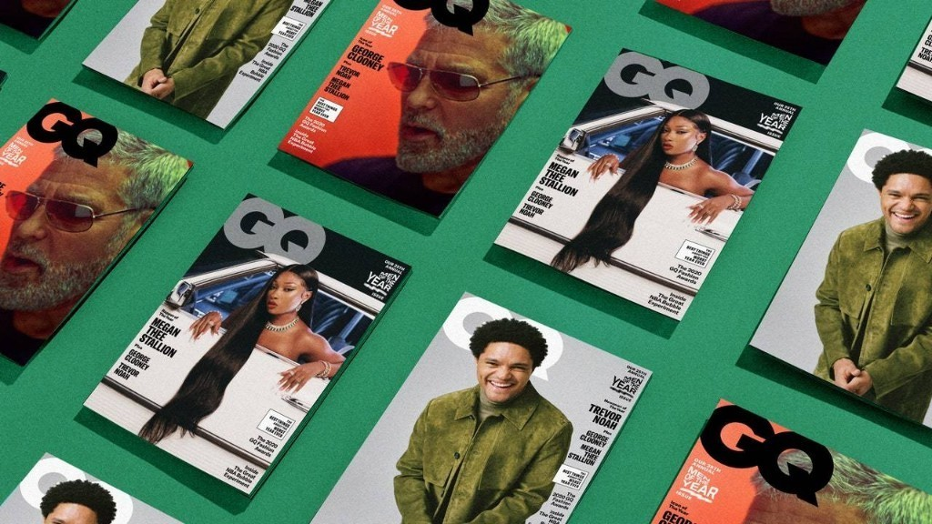 See GQ's 2020 Men of the Year Cover Stars