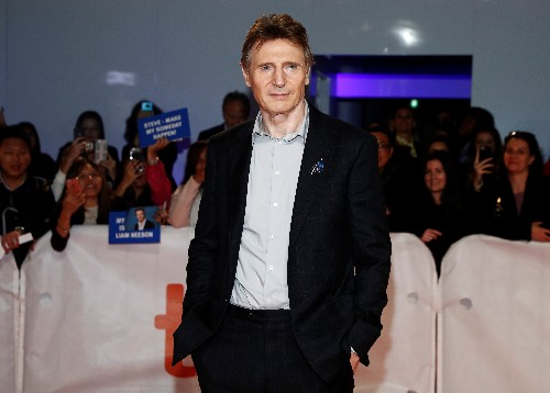 Liam Neeson apologizes for revenge remarks: 'I missed the point'
