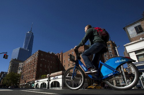 Lyft pulls electric bikes in three U.S. cities after complaints about braking