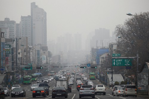 South Korea proposes $5.9 billion extra budget to fight air pollution, aid exports